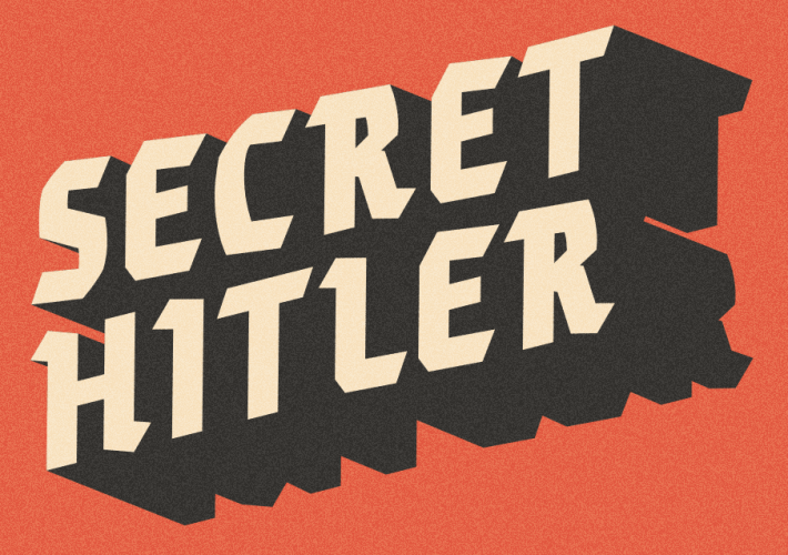 Secret Hitler & Newcastle Gamers