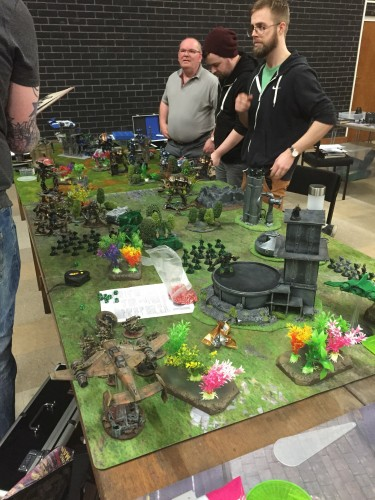 Our Horus Heresy Weekender Day 1