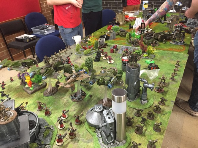Our Horus Heresy Weekender Day 2