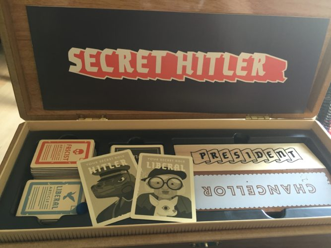 Secret Hitler Has Arrived